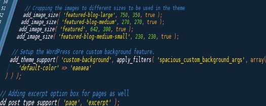 WordPress Child-Theme
