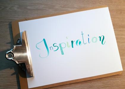 Inspiration für Letterings