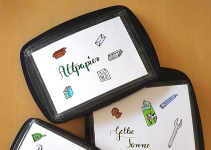 Recycling-Sketchnotes